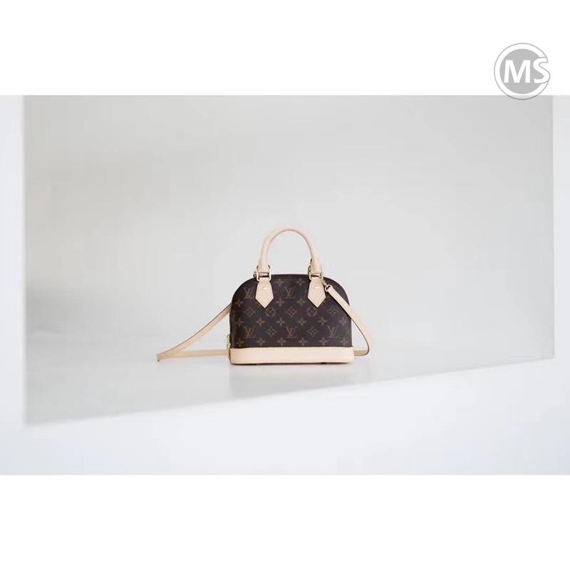 New Louis Vuitton Alma BB monogram