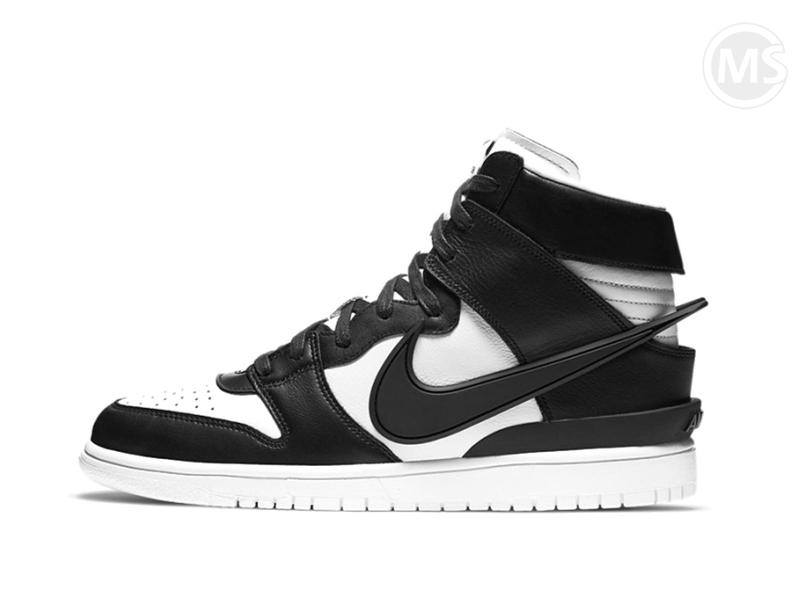 AMBUSH x Nike Dunk High Black