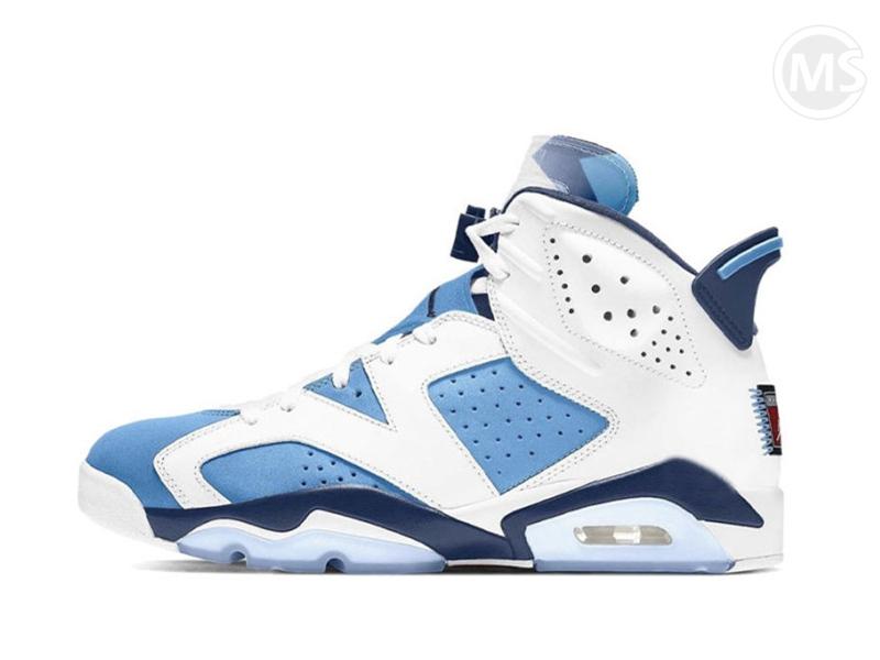 Air Jordan 6 University Blue CT8529-410
