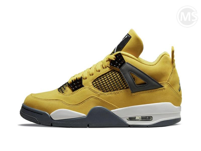 Air Jordan 4 Tour Yellow 2021