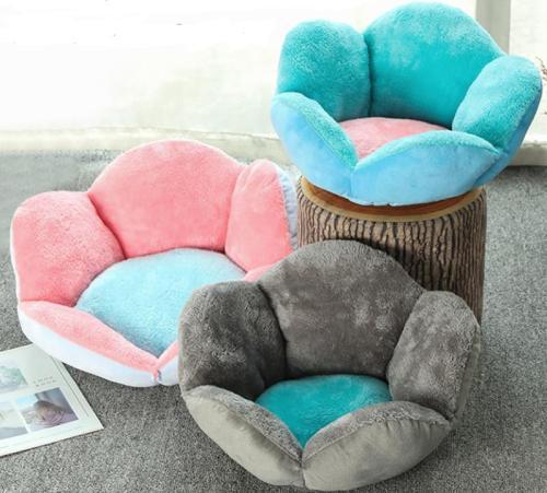 Flower Shape Dog Fanel Bed