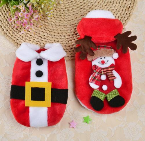 Wholesale Pet Christmas Clothes