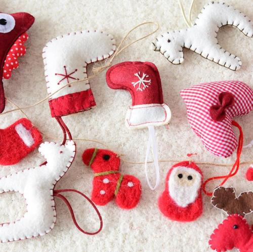 Wholesale  Christmas Decoration Samll Toy