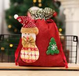 Wholesale  Christmas Gift or Candy Bag