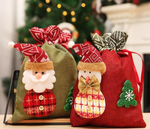 Wholesale  Christmas Gift or Candy Bag