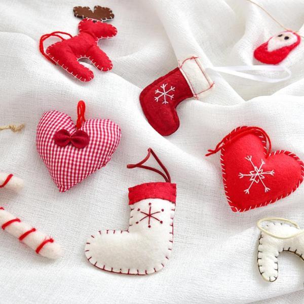 Wholesale  Christmas Decoration Samll Toy