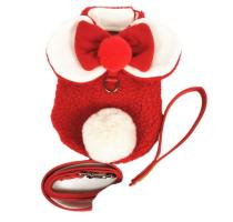 Wholesale Winter Cozy Dog Clothes with Leash