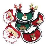 Wholesale  Christams pet dog cat bandana