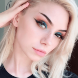 PRO Crystal Prescription Yearly Colored Contacts