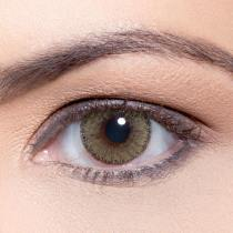 Natural Mel Prescription Yearly Colored Contacts