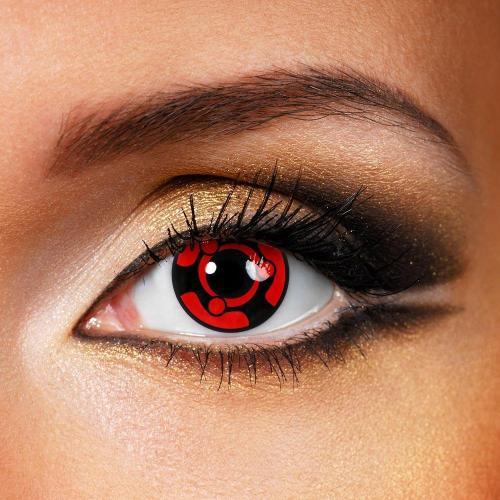 NARUTO-Madara Yearly Colored Contacts