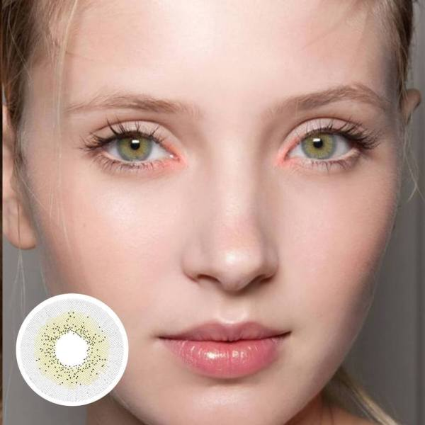 Olivia Haze Yearly Colored Contacts