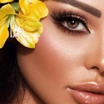 Contour Hazel Yearly Colored Contacts