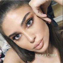 Natural Cristal Yearly Colored Contacts