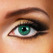 Green Crack Yearly Colored Contacts