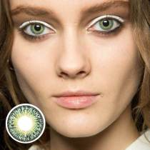 Forest Aurelia Yearly Colored Contacts