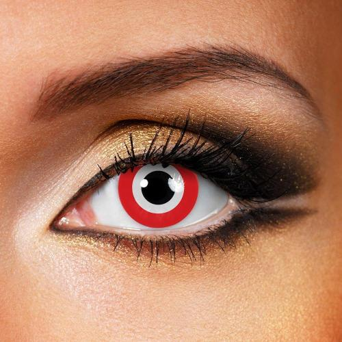 Assassin Yearly Colored Contacts