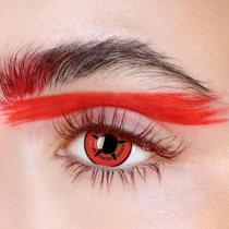 Starfish Cosplay Red Yearly Colored Contacts