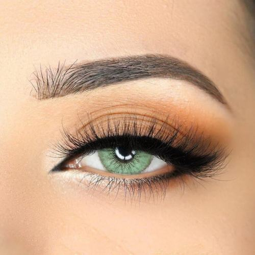 Ocean Emerald Yearly Colored Contacts