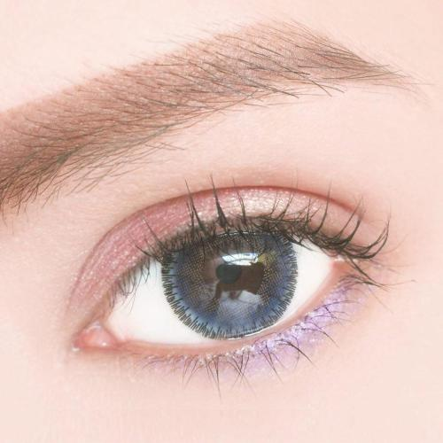 Marble Blue Yearly Colored Contacts