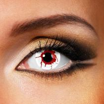 Bleeding Cosplay Red Yearly Colored Contacts