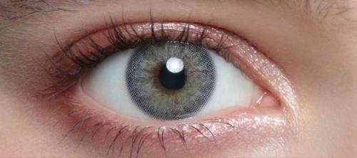 Original Holland Blue Prescription Yearly Colored Contacts