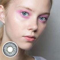 Forest Paris Grey Yearly Colored Contacts