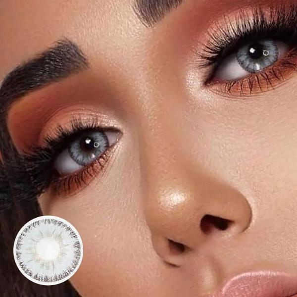 Platino Yearly Colored Contacts