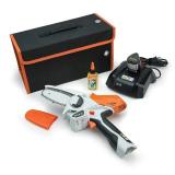 Battery-Powered Wood Cutter