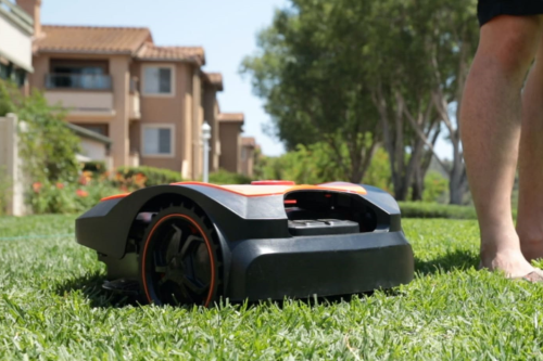Easy, Safe, Fully Autonomous Lawn Mower