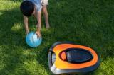 Easy, Safe, Fully Autonomous Lawn Mower