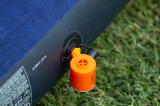 The Smallest Air Pump & Lantern 3 in 1