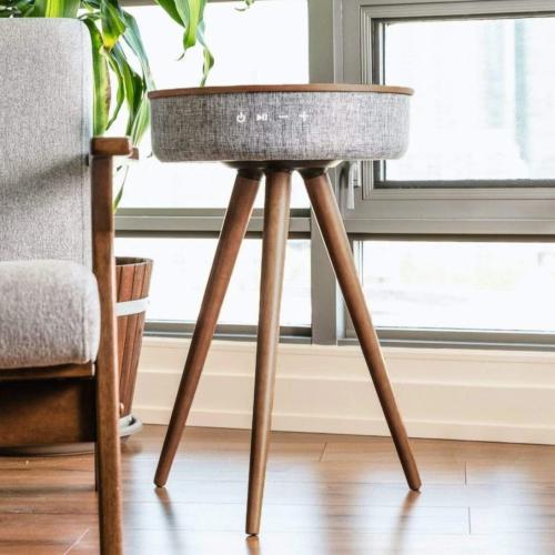 Mersenne Speaker Table