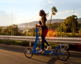 Smart Workout+Leisure Bike