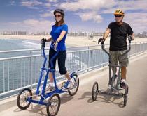 Smart Workout+Leisure Bike