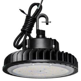 (HB-F2) UFO LED High Bay Light 100w 200w 200W 240w -140lm/w -100-277V or 277-480V 1-10V Dimmable  ETL DLC CE