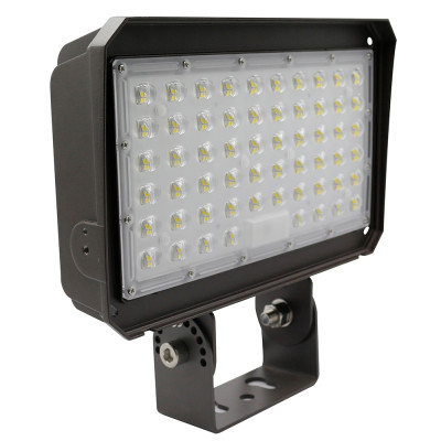 (PL01-C) LED Flood Light Area Light Parking Lot Light With Trunion Bracket - Photocell Optional - 150W 200W - 140lm/w -100-277V/347V -ETL cETL DLC