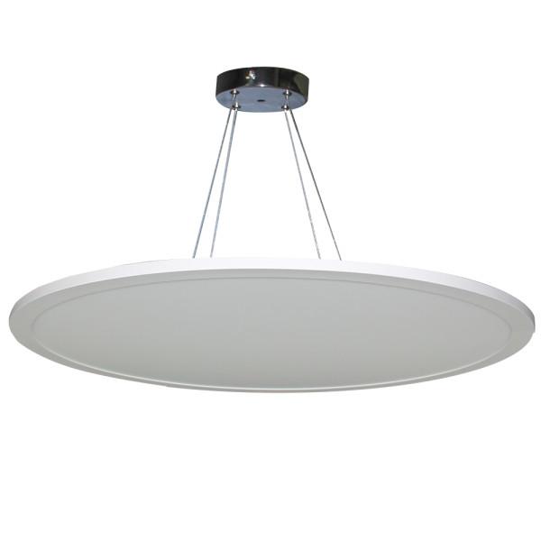 (PLW-S) Suspending Big Round LED Panel Light 110lm/w CRI 90 - Diameter 300mm 400mm 500mm 600mm 800mm 900mm 1000mm 1200mm - CE Rhos