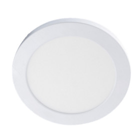 (PLY-R) Recessed + Mounted Slim Round Panel Light Cut-Out Adjustable  Down Light 155mm 9W - 175mm 12W - 225mm 18W - 300mm 24W - CE Rohs