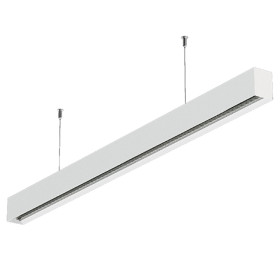 (LLD) UGR16 LED Linear Light 1200mm 40W -1500mm 50W -110lm/w -Osram Driver 200-240V -CE, Rohs,CB,SAA
