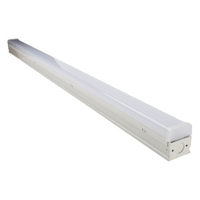 (LSA) ETL DLC LED Linear Strip Light 4FT 40W -8FT 60W 80W -140lm/w -100-277V or 120-347V -0-10V Dimmable - ETL cETL DLC