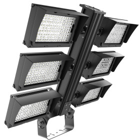 (HPM) High Post LED Stadium Light 240W 300W 480W 600W 720W 900W 1200W 1450W 1800W -160lm/w - CE CB TUV ENECRohs