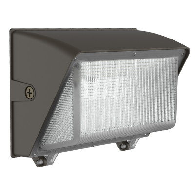 (WP-150E) Power and CCT Switchbale LED Wall Pack Light With Photocell - 100W 120W 150W -130lm/w -100-277V or 100-347V -ETL cETL DLC5.1 Preimium