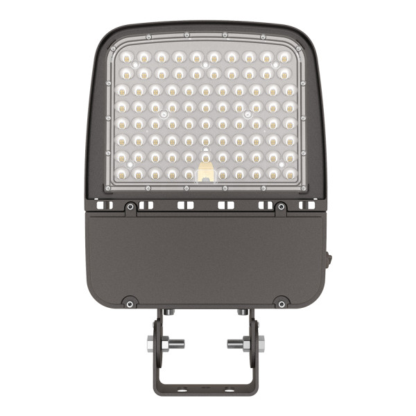 (PKC) Power Switchable LED Parking Lot Light Shoebox Light With Photocell or Sensor 75W 100W 150W 200W 240W -140lm/w -100-277V /100-347V /277-480V -ETL cETL DLC 5.1 Premium