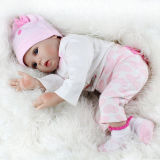 55cm reborn bonecas do bebê bonito macio artesanal realista silicone recém-nascido vinil bebê bonecas brinquedos para meninos da menina crianças aniversário presente de natal