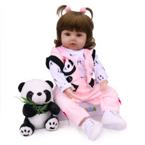 silicone macio vinil reborn bebê boneca lifelike reborn reborn menina playmate para aniversário surpresa