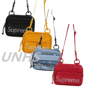 Supreme SS20 Mesh shoulder bag
