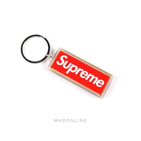 Supreme 13FW Flashing keychain FuckEM