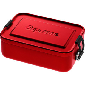 Supreme 18ss SIGG Metal Box