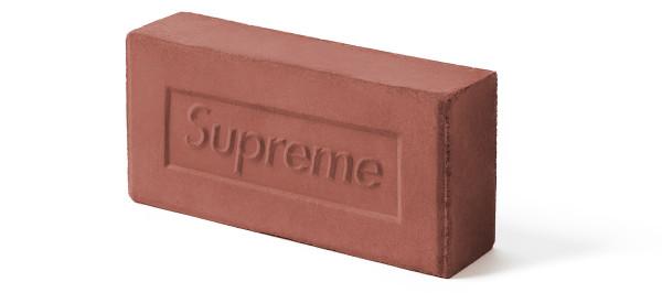 Supreme 16FW Brick